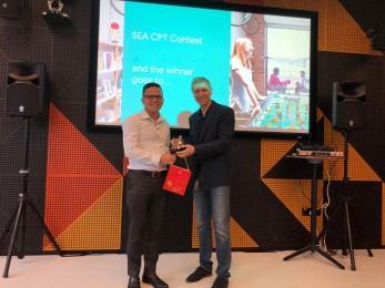 Netlink vinh dự nhận giải thưởng